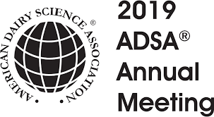 2019 ADSA® annual meeting logo (American Daily Science Association)