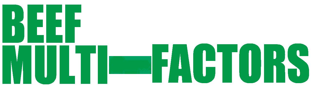Beef Multi Factors Logo